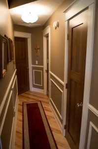 Custom Hardwood Doors