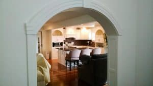 Custom Hardwood Door and Millwork
