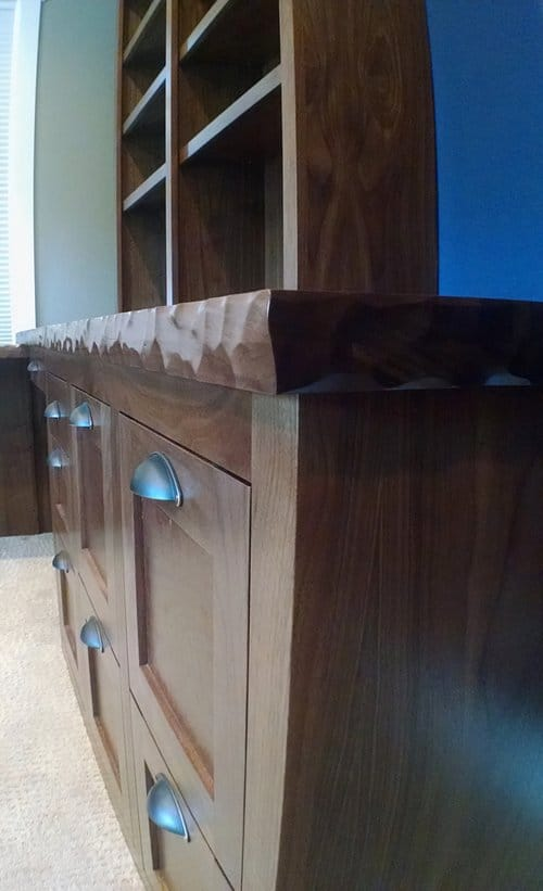 Hardwood Office Furniture