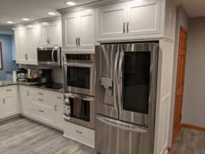 Wht painted kitchens